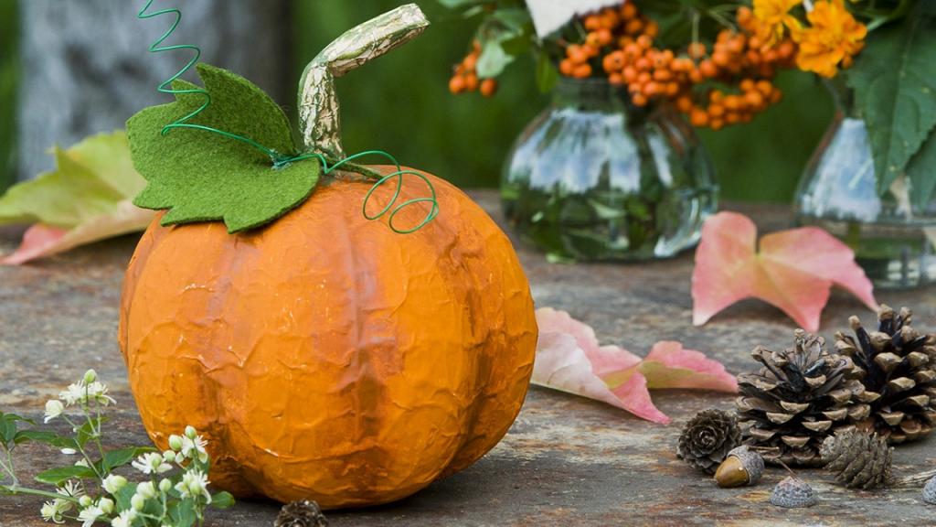 Tökös dekoráció októberre: öt izgalmas megoldást mutatunk